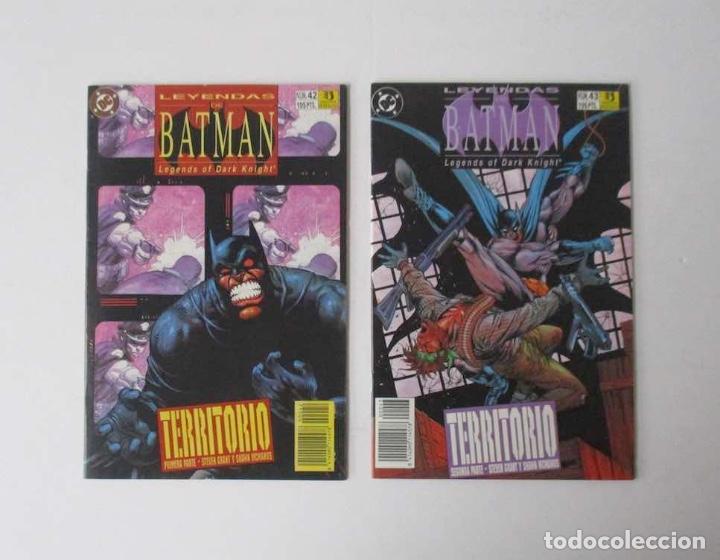 Cómics: 8 COMICS: LEYENDAS BATMAN - Foto 5 - 204121908