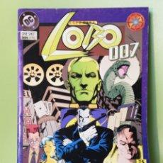 Cómics: LOBO ESPECIAL 007 DC COMICS EDICIONES ZINCO 1994. Lote 204158806