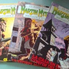 Cómics: PACK MARTIN MYSTERE 3-4-5 / SEV2020. Lote 204339160