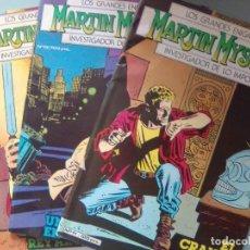 Cómics: PACK MARTIN MYSTERE 11-13-15 / SEV2020. Lote 204339358