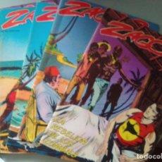 Cómics: PACK ZAGOR 11-12-14-15-16 / SEV2020. Lote 204339915
