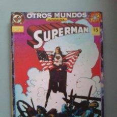 Cómics: SUPERMAN-OTROS MUNDOS ANUAL / SEV2020. Lote 204341047