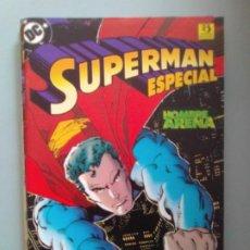 Cómics: SUPERMAN ESPECIAL-HOMBRE DE ARENA / SEV2020. Lote 204341235