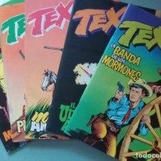 Cómics: TEX CASI COMPLETA 1-2-3-5-6 / SEV2020. Lote 204341521