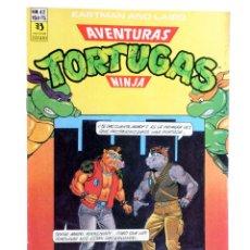 Comics: AVENTURAS TORTUGAS NINJA 42. BEBOP Y ROCKSTEADY. ZINCO, 1990. OFRT. Lote 204792230