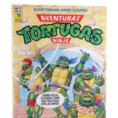 Comics: AVENTURAS TORTUGAS NINJA 29. COMER PIZZA. ZINCO, 1990. OFRT. Lote 204792246