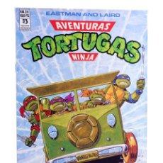 Cómics: AVENTURAS TORTUGAS NINJA 24. ¡PASO! ¡SOMOS EL EQUIVO VERDE!. ZINCO, 1990. OFRT. Lote 262340590