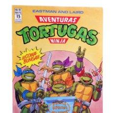 Cómics: AVENTURAS TORTUGAS NINJA 18. ¡COWA BUNGA!. ZINCO, 1990. OFRT. Lote 262340600