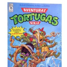 Cómics: AVENTURAS TORTUGAS NINJA 17. ZINCO, 1990. OFRT. Lote 262340610
