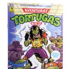 Comics: AVENTURAS TORTUGAS NINJA 26. ¡ESPERO QUE ESTÉ DE NUESTRA PARTE!. ZINCO, 1990. OFRT. Lote 204792266