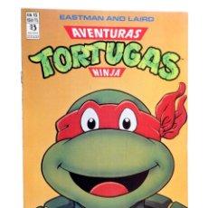 Cómics: AVENTURAS TORTUGAS NINJA 15. ZINCO, 1990. OFRT. Lote 262340615