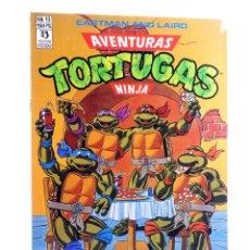 Cómics: AVENTURAS TORTUGAS NINJA 13. ¡EQUIPO VERDE!. ZINCO, 1990. OFRT. Lote 262340630