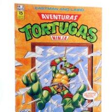 Fumetti: AVENTURAS TORTUGAS NINJA 2. ¡LO ESTAMOS PASANDO EN GRANDE!. ZINCO, 1990. OFRT. Lote 220804887