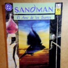 Comics: SANDMAN Nº 2 : EL AMO DE LOS SUEÑOS. Lote 204984318