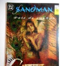 Comics: SANDMAN Nº 10 : CALLIOPE. Lote 205024083