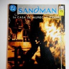 Comics: SANDMAN Nº 9 : LA CASA DE MUÑECAS 7. Lote 205024802