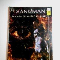 Comics: SANDMAN Nº 5 : LA CASA DE MUÑECAS 3. Lote 205026288