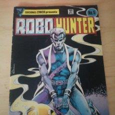 Cómics: ROBOHUNTER. NÚMERO 5.. Lote 205028798