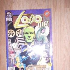 Cómics: LOBO 007 ESPECIAL / ESPECIAL 007 - DC - ZINCO. Lote 205160385