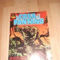 Cómics: LA COSA DEL PANTANO Nº 2 ALGUIEN POR QUIEN VIVIR - DC - ZINCO. Lote 205161502