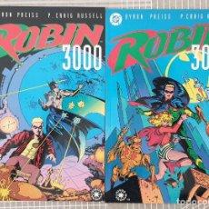 Cómics: ROBIN 3000 DE P.CRAIG RUSSELL. COL. COMPLETA DE 2 TOMOS. ZINCO 1993. Lote 205163162
