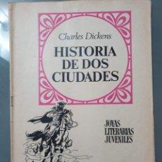 Cómics: HISTORIA DE DOS CIUDADES. Lote 205255413
