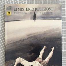 Cómics: EL MISTERIO RELIGIOSO DE GRANT MORRISON Y JON J. MUTH. TOMO UNICO. ZINCO 1995. Lote 205257077