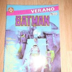 Cómics: BATMAN ESPECIAL VERANO - DC - ZINCO. Lote 205312992