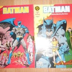 Cómics: BATMAN Nº 18 Y 19 LA SAGA DE RA'S AL GHUL - DC - ZINCO. Lote 205313512