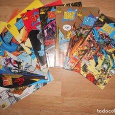 Cómics: BATMAM / BAT MAN - LOTE DE 11 NUMEROS ( DEL 2 AL 12 ) - DC - ZINCO. Lote 205315442