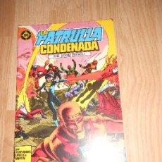 Cómics: LA PATRULLA CONDENADA Nº 1 DC - ZINCO. Lote 205318160