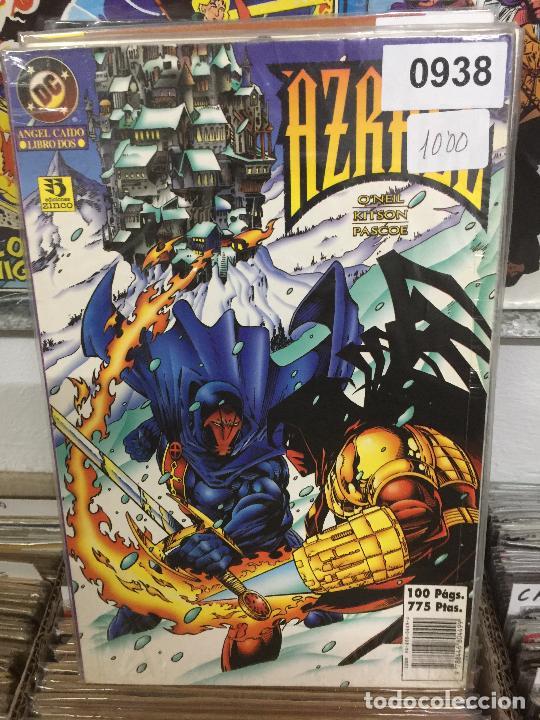 ZINCO DC AZRAEL: ANGEL CAIDO NUMERO 1 Y 2 BUEN ESTADO (Tebeos y Comics - Zinco - Otros)