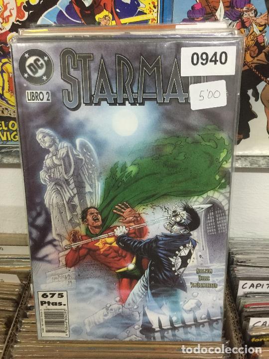 ZINCO DC STARMAN NUMERO 2 BUEN ESTADO (Tebeos y Comics - Zinco - Otros)
