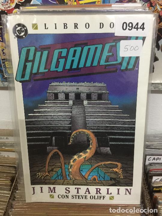 ZINCO DC GIL GAMESH II LIBRO 2 BUEN ESTADO (Tebeos y Comics - Zinco - Otros)