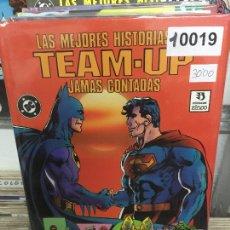 Cómics: ZINCO DC LAS MEJORES HISTORIAS TEAM-UP JAMAS CONTADAS MUY BUEN ESTADO. Lote 205362851