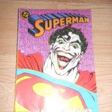 Cómics: SUPERMAN Nº 23 ADIVINA QUIEN ESTA EN METROPOLIS - DC - ZINCO. Lote 205395426