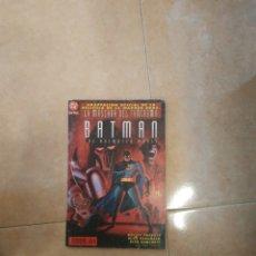 Cómics: BATMAN LA MÁSCARA DEL FANTASMA ZINCO. Lote 205401062