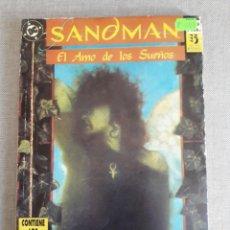 Cómics: SANDMAN TOMO RETAPADO 1 AL 4. 1.ª EDICIÓN ZINCO. Lote 205508945