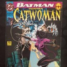 Cómics: BATMAN CONTRA CATWOMAN DE JO DUFFY DC CÓMICS ( 1994 ).. Lote 205526666