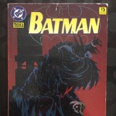 Cómics: BATMAN : TROIKA DE DOUGH MOENCH ( 1996 ).. Lote 205528602