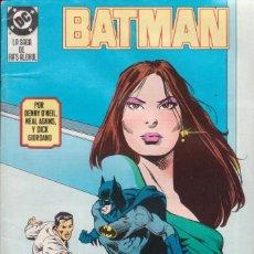 Cómics: CÓMIC ` BATMAN - LA SAGA DE RA´S AL GHUL ´ Nº 20 ED. ZINCO 1988. Lote 205554176