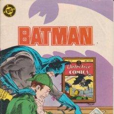 Cómics: CÓMIC ` BATMAN ´ Nº 10 ED. ZINCO 1989. Lote 205555567