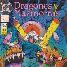 Cómics: CÓMIC ` DRAGONES Y MAZMORRAS ´ Nº 8 ED. ZINCO 1989. Lote 205560612