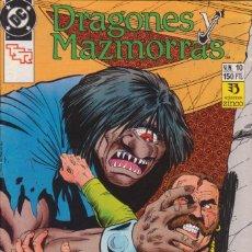 Cómics: CÓMIC ` DRAGONES Y MAZMORRAS ´ Nº 10 ED. ZINCO 1989. Lote 205561622