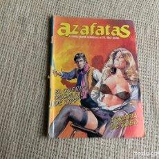 Cómics: AZAFATAS Nº 11 RELATOS GRAFICOS PARA ADULTOS - EDICIONES ZINCO. Lote 205565963