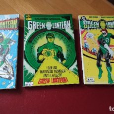 Cómics: GREEN LANTERN (DC-ZINCO) 3 RETAPADOS. Lote 205589957