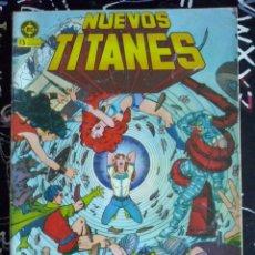 Cómics: ZINCO - NUEVOS TITANES VOL.1 RETAPADO CON LOS NUM. 16 AL 20 . MUY DIFICIL. Lote 205590741