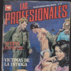 Cómics: LAS PROFESIONALES - Nº 8 - RELATOS PARA ADULTOS - COMIC EROTICO - ED ZINCO S.A -. Lote 205596621