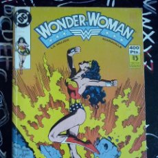 Cómics: ZINCO - WONDER WOMAN VOL.1 RETAPADO CON LOS NUM. 35 AL 38 . BUEN ESTADO. Lote 205596888