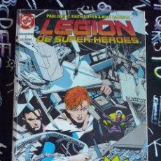 Cómics: ZINCO - LEGION DE SUPER-HEROES RETAPADO CON LOS NUM. 19 AL 23. Lote 205597651